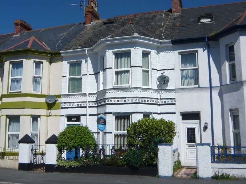 4 Bedrooms Terraced House for sale in Victoria Road, Exmouth