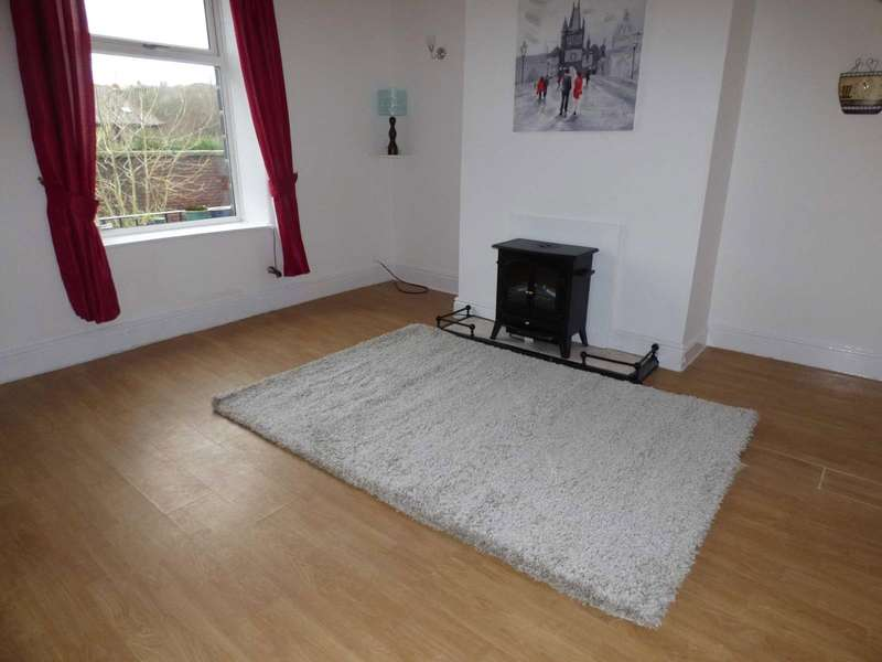 2 Bedrooms End Of Terrace House for sale in Yare Street, Waterfoot, Rossendale, Lancashire, BB4
