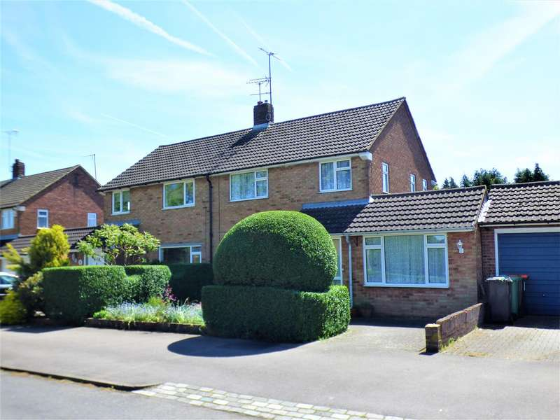4 Bedrooms Semi Detached House for sale in Katherine Drive, Dunstable