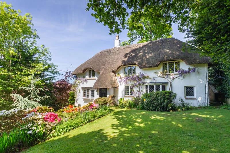 4 Bedrooms Cottage House for sale in Hangersley, Ringwood, Hampshire