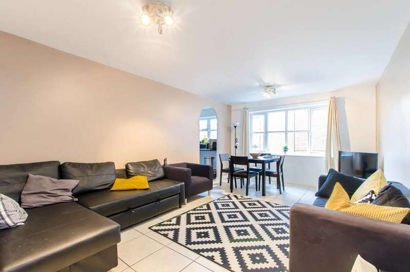2 Bedrooms Flat for sale in Stubbs Drive, South Bermondsey, SE16