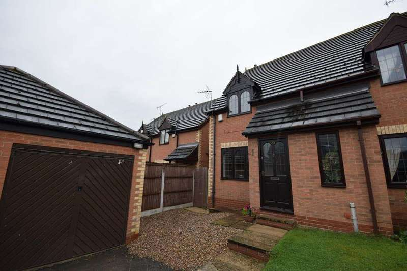 2 Bedrooms Semi Detached House for rent in Idle Court, Bawtry, Doncaster