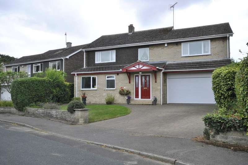 4 Bedrooms Detached House for sale in St. Martins Close, Firbeck, Near Tickhill