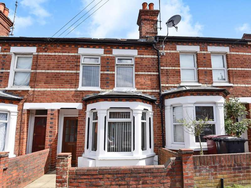 4 Bedrooms Terraced House for sale in Chester Street, Reading, RG30