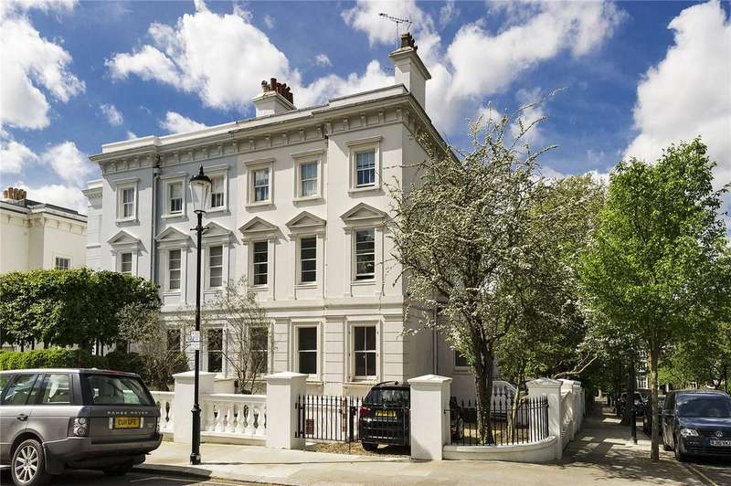 6 Bedrooms End Of Terrace House for sale in Lansdowne Road, London, W11