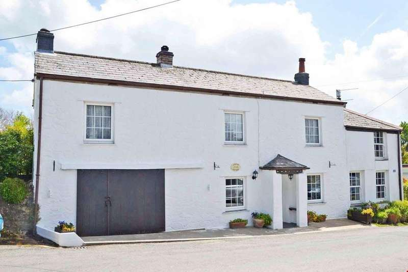 3 Bedrooms Semi Detached House for sale in Mylor Bridge, Nr. Falmouth, South Cornwall, TR11