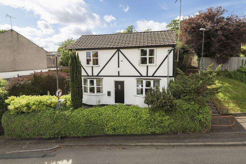 3 Bedrooms Detached House for sale in Chapel Hill, Crayford