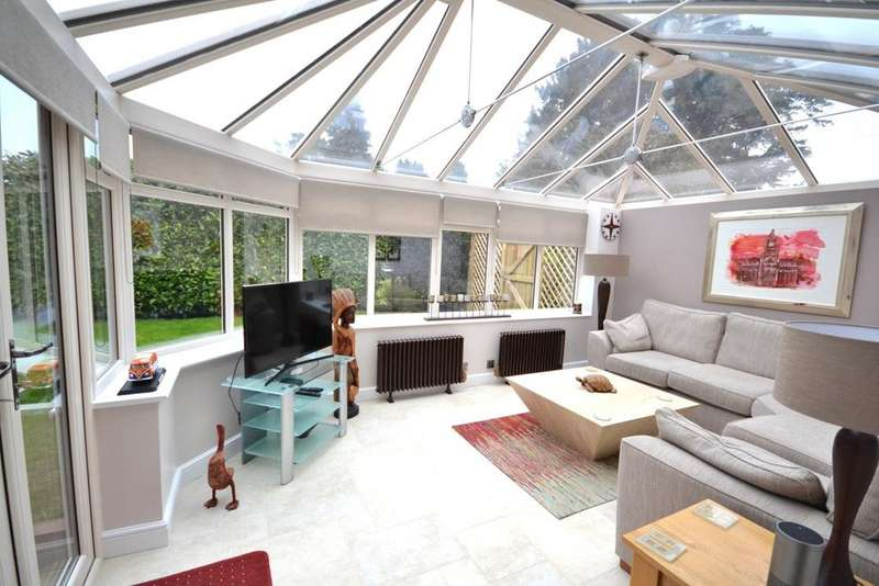 4 Bedrooms Detached House for sale in Tannery Cottage Chelford Road, Alderley Edge