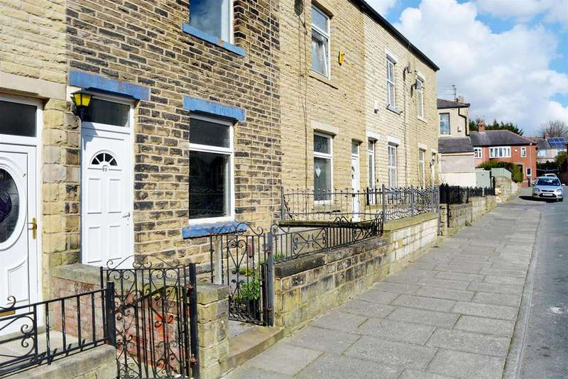 2 Bedrooms Terraced House for rent in Olympia Street, Burnley