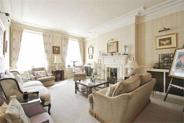 4 Bedrooms Flat for sale in Marlborough Mansions, Cannon Hill, West Hampstead, London