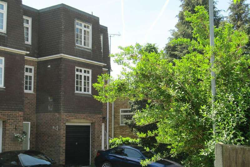 4 Bedrooms Town House for sale in Thatcher Close, West Drayton, Middlx, UB7 7JP - Price reduced by 25,000