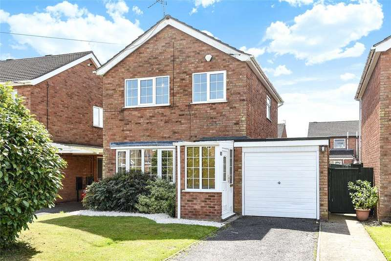 3 Bedrooms Detached House for sale in Eagle Drive, Welton, LN2