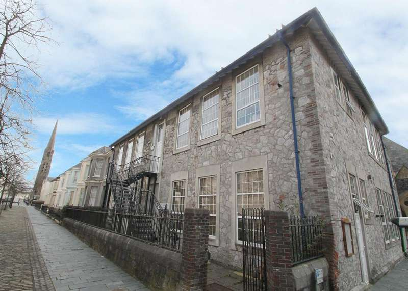 2 Bedrooms Maisonette Flat for sale in Hollywood Terrace, Wyndham Street West, Plymouth
