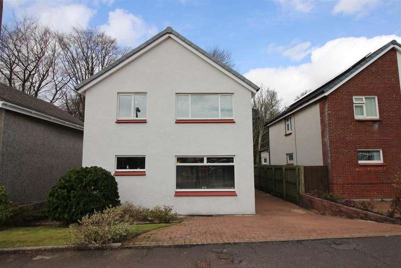 4 Bedrooms Detached House for sale in Stakehill, Largs