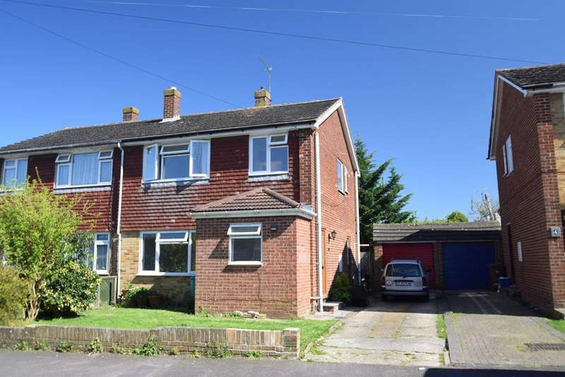 3 Bedrooms Semi Detached House for sale in St Matthews Drive, Rochester, ME1