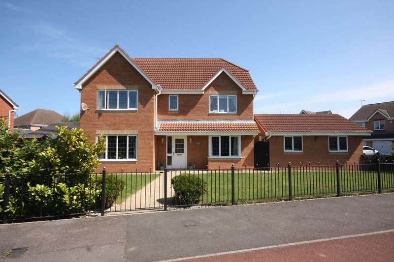 5 Bedrooms Detached House for sale in Bowland Road, Skelton-In-Cleveland, Saltburn-By-The-Sea, TS12