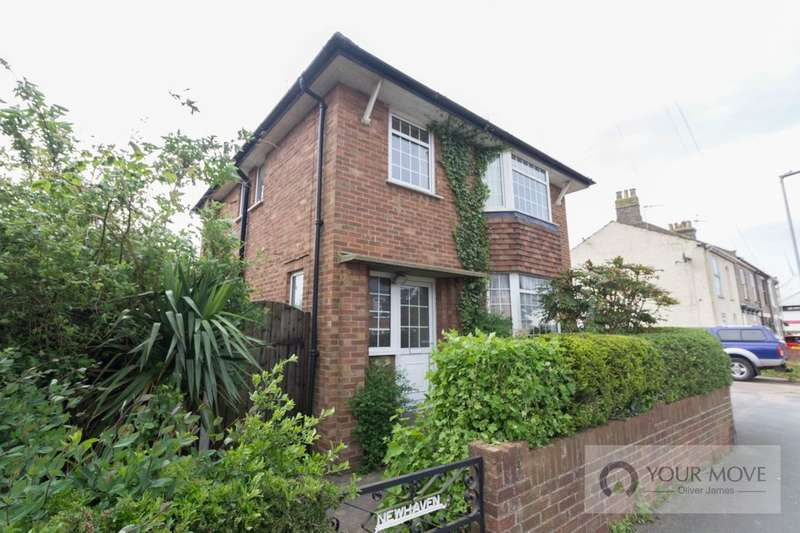 3 Bedrooms Detached House for sale in High Street, Kessingland, Lowestoft, NR33
