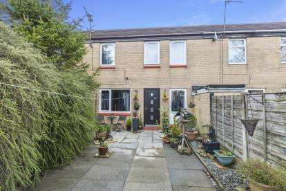 3 Bedrooms Terraced House for sale in Bunkers Hill Close, Livesey, Blackburn, Lancashire