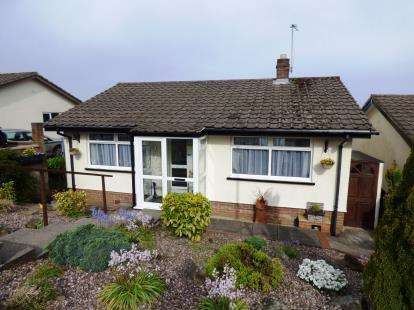 2 Bedrooms Bungalow for sale in Irwell Rise, Bollington, Macclesfield, Cheshire