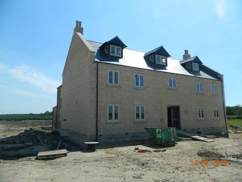 5 Bedrooms Detached House for sale in Drisney Farm, Hardwick, Lincoln, LN1 2PW
