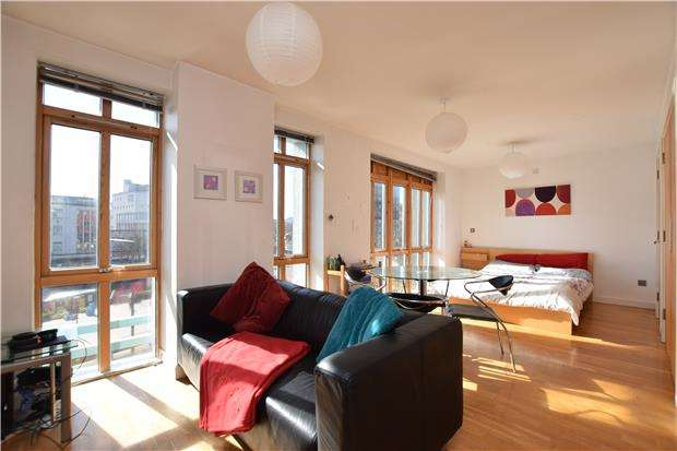 Studio Flat for sale in 51.02 Apartments, St. James Barton, BRISTOL, BS1 3LY