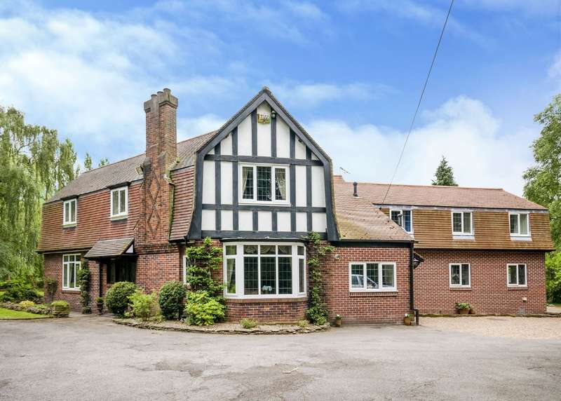 7 Bedrooms Detached House for sale in Guilthwaite Hill, Whiston, Rotherham