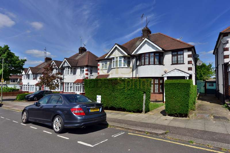 3 Bedrooms Semi Detached House for sale in Sunny Hill Park, Hendon
