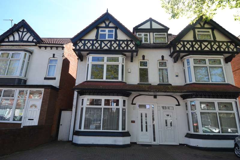 6 Bedrooms Semi Detached House for sale in Mansel Road, Small Heath, Birmingham, B10