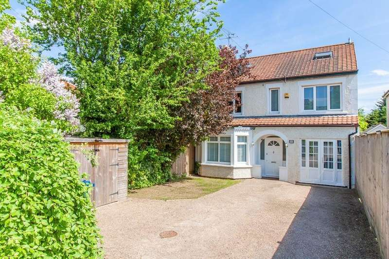 4 Bedrooms Detached House for sale in Trumpington, Cambridge