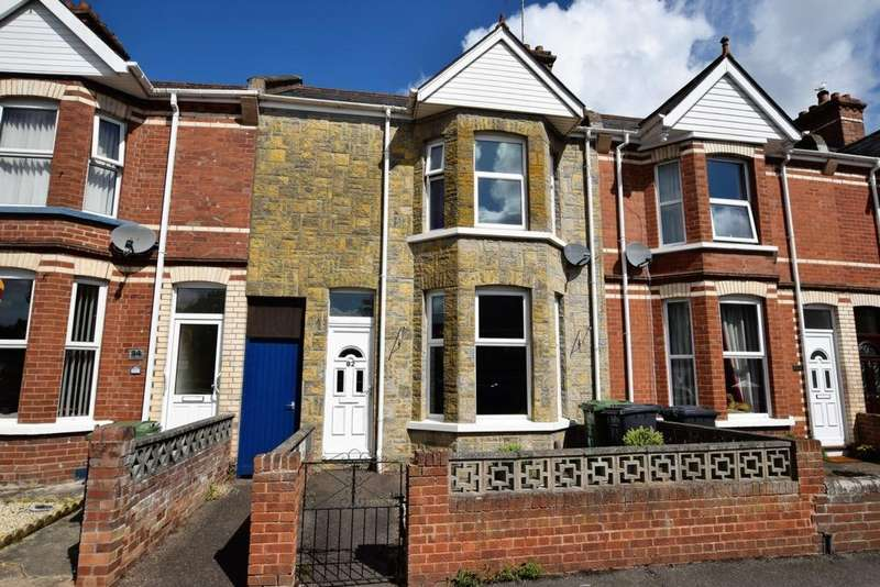 3 Bedrooms House for sale in Wellington Road, St Thomas, EX2