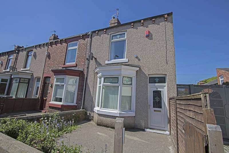 2 Bedrooms End Of Terrace House for sale in Kings Road, Linthorpe TS5