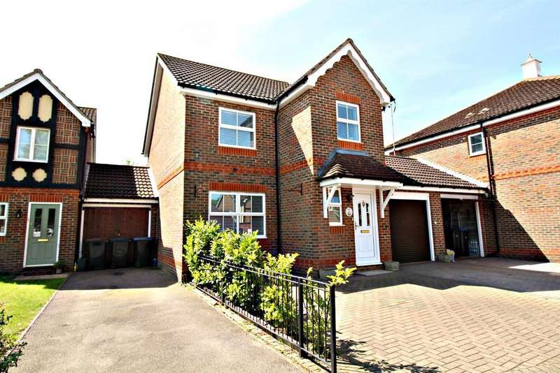 3 Bedrooms House for sale in Ridgeways, Church Langley