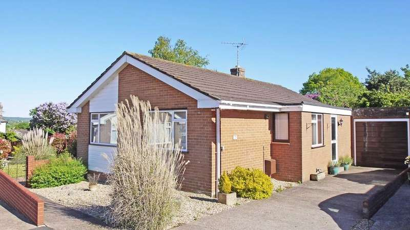 3 Bedrooms Detached Bungalow for sale in Milletts Close