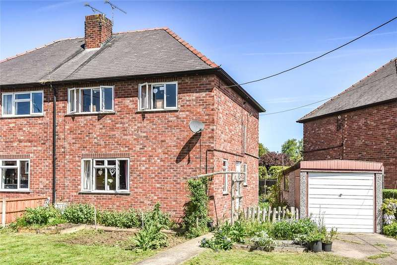 3 Bedrooms Semi Detached House for sale in Lime Tree Avenue, Metheringham, LN4