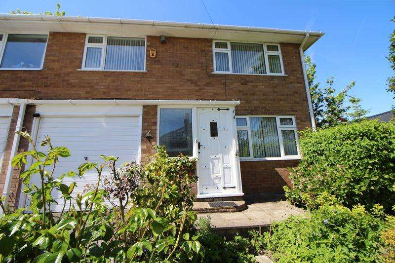 3 Bedrooms Semi Detached House for sale in Heatherdale Close, Prenton