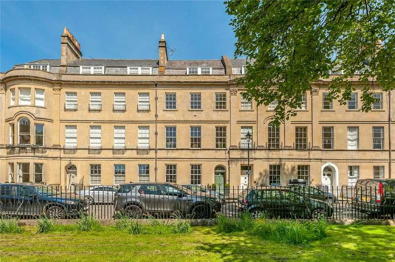 6 Bedrooms Terraced House for sale in St. James's Square, Bath, Somerset, BA1