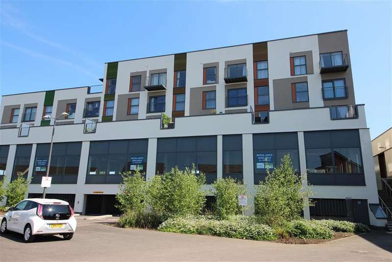 2 Bedrooms Flat for sale in Long Down Avenue, Bristol, BS16 1GZ
