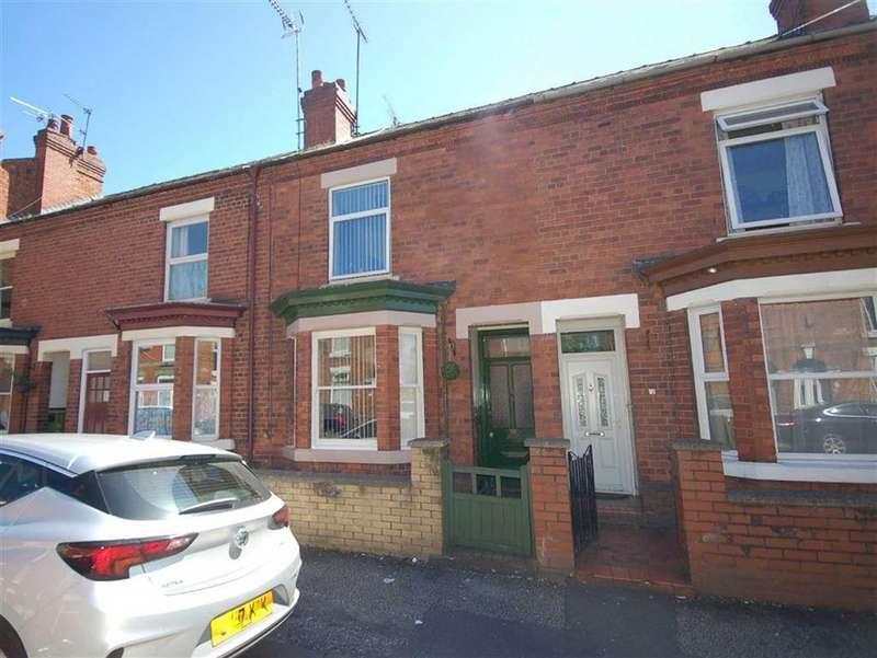 3 Bedrooms Terraced House for sale in Myrtle Street, Crewe