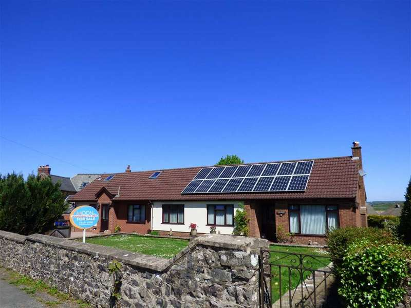 4 Bedrooms Detached Bungalow for sale in Barrowell Lane, St Briavels, Lydney
