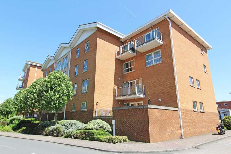 3 Bedrooms Property for sale in Sienna House, Lynton Court, Century Wharf, Cardiff