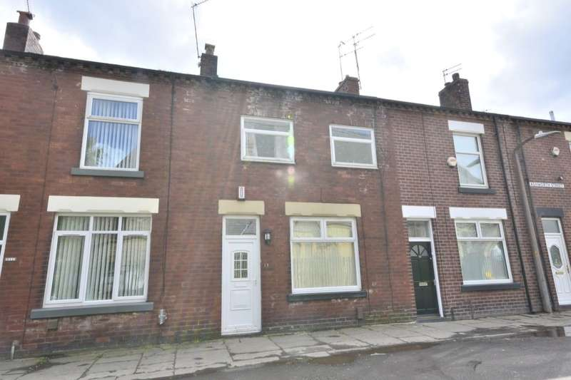 3 Bedrooms Property for sale in Ashworth Street, Farnworth, Bolton, BL4