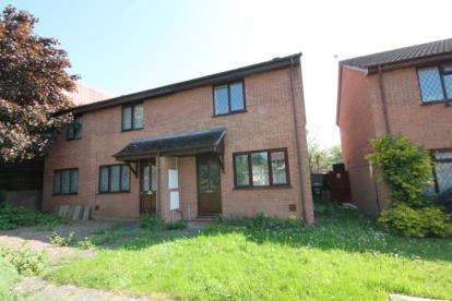 3 Bedrooms Semi Detached House for sale in Mow Barton, Yate, Bristol, Gloucestershire
