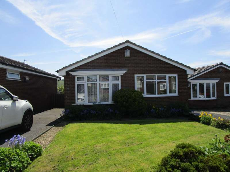 2 Bedrooms Bungalow for sale in Staveley Close, Shaw