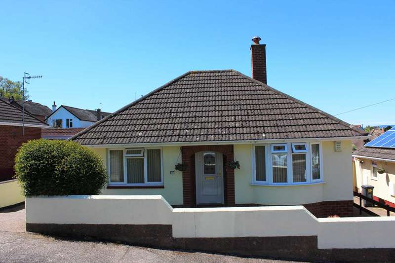 2 Bedrooms Detached Bungalow for sale in Newlands Avenue, Exmouth