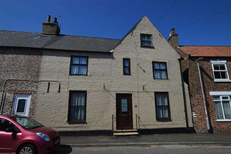 4 Bedrooms Semi Detached House for sale in Cross Street, Aldbrough, East Yorkshire