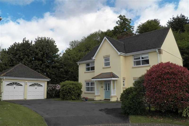 4 Bedrooms Detached House for sale in Ffordd Y Briallu, Abergwili