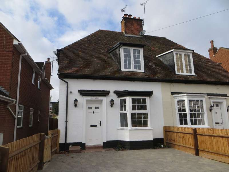 3 Bedrooms Semi Detached House for rent in OLNEY MK46 4DH