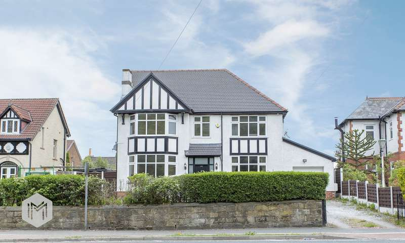4 Bedrooms Detached House for sale in Peel Lane, Worsley, Manchester, M38