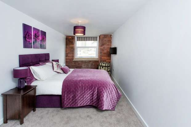 2 Bedrooms Apartment Flat for rent in Apt 401 Empire House 1 Balme Street , City Centre, BD1