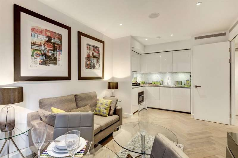 1 Bedroom Apartment Flat for sale in Bedford Street, Covent Garden, WC2E